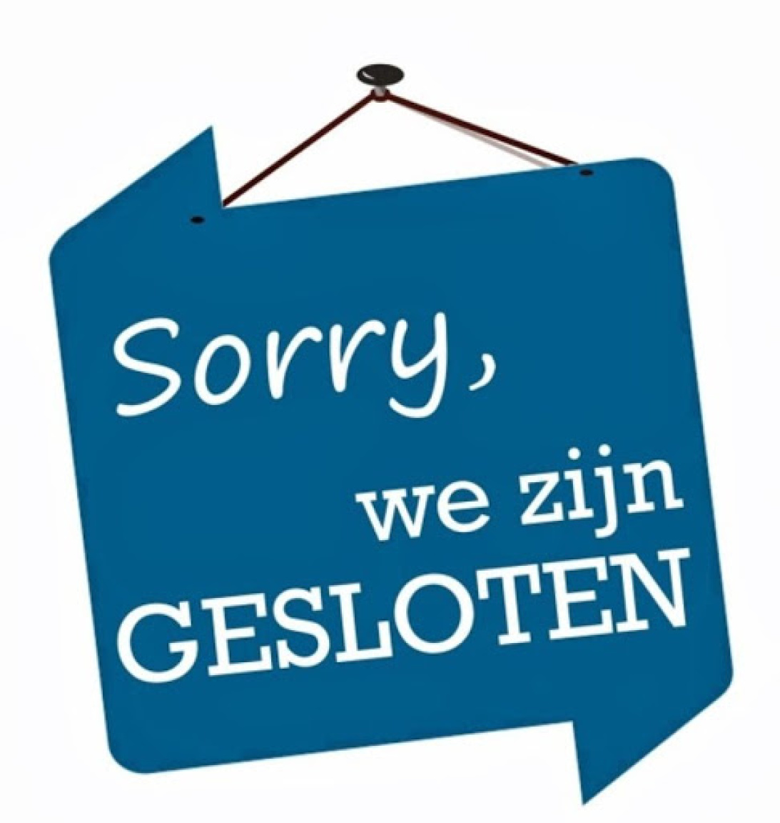 Zaterdag gesloten-2020-10-09 17:10:59